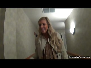 Samantha saint ny trip bts part 3