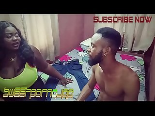 Tusweet banged the biggest Bbw monster ass in Nigeria for a birthday gift