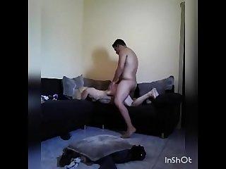 Maltratando en la sala parte 2