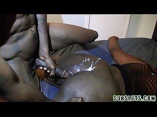 anal sub clip