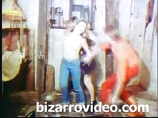 Bondage Forced classic 70s rough grindhouse roughie