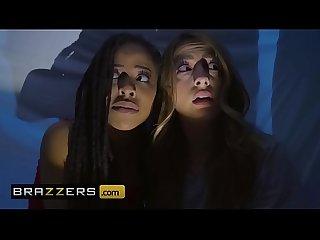 (Kira Noir, Kristen Scott, Xander Corvus) - Sluts Scared Straight - Brazzers