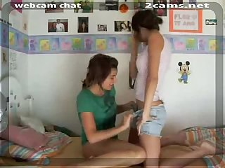 2 amazing chick's on webcam 171117
