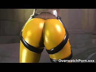Solo Overwatch tracer Xxx