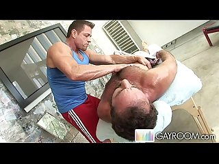 Oily cock meat5