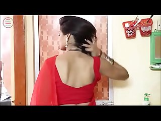 Hot Desi Bhabhi Romancing with Bra Seller Indian hot short masala movie HD new - YouTube.MP4