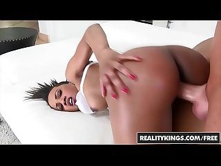 Realitykings round and brown ajaa Xxx tyler steel firm and fine
