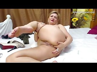 This granny needs a cock - AdultWebShows.com