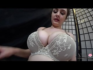 Victoria milk busty lactating wife gets her milk drained