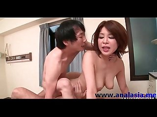 Japanese amateur big anal creampie hd hot por