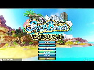 More sexy beach premium resort gameplay hentai game