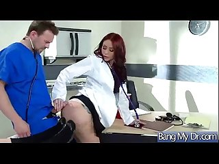 Horny Patient (monique alexander) Bang With Doctor In Hard Style Scene vid-26
