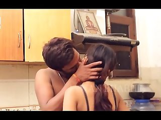 Horny Desi indian couple kissing before sex desixporn com
