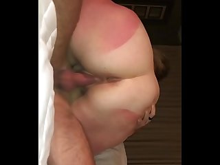 My whore wife fucks a stranger on vacation
