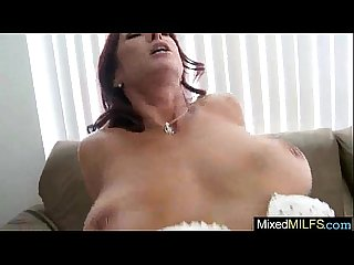 Mixt Sex Tape Between Big Black Monster Cock And Milf (tiffany mynx) vid-30