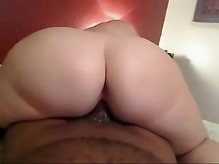 Phat azz White BBW Thot Bussin Nuts
