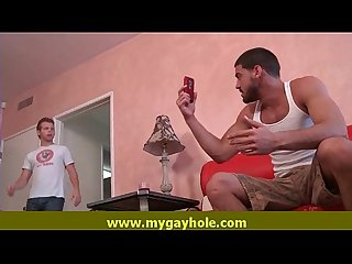 Men caught on video 7