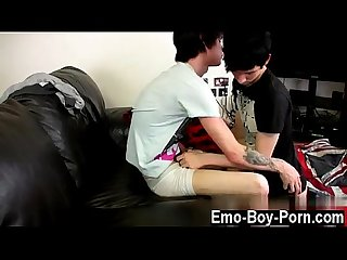 Gay Twinks inked emo lewis romeo is The superior stud right from The