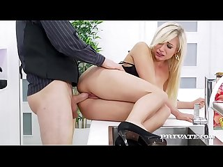 Private period com young seductress gabi gold fucks father in law