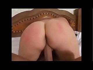 CHUBBY MOM BUTT-GAPED