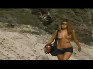 Jennifer Aniston Beach nude Nipple