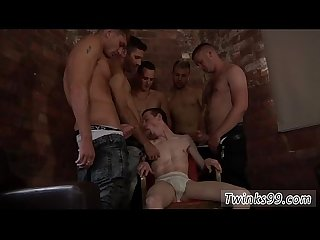Free gay porn fag bj to Military guys group Twink for sale to the