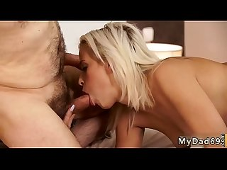 Sexy old lady masturbates Surprise your gf and she will screw with