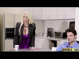 Alura Jenson In Big Tits Office Chicks Fucked Part 2