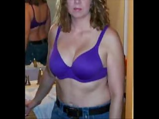 Hidden cam catches my mom masturbating several times