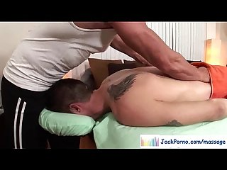 Straight boys fucked during massage movie 07