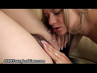 Teen girl in black stockings gets fucked