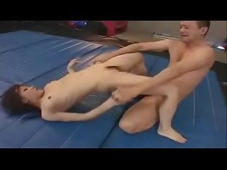 Japanese mixed sexfight 1