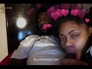 Who is this and whats the name of this full vid - BlackPorn247com