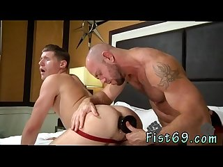 Twin brother gay sex movietures Dakota Wolfe is leaned over and