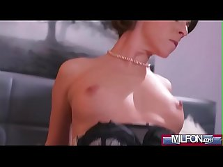 Housewife in stockings squirting(Caroline Ardolino) 03 mov-18