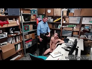 Gay cop chastity and police men anal porno 24 year old Caucasian