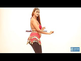 Indian Babe Belly Dance