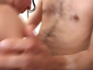Blowjob amateur masturbation with cumshot in the face
