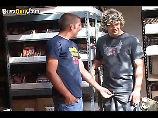 Cute Jocks Making Out In The Warehousearsonly 1 part1