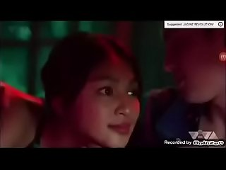 Nadine Lustre sex scene with James Reid new movie