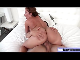Hard Style Sex Tape With Big Jugss Hot Mommy (Richelle Ryan) video-21