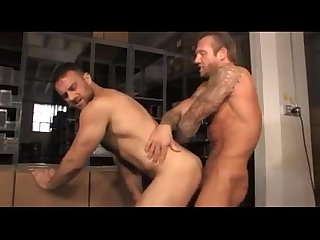 Bo Dean and Heath Jordan