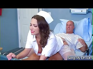 (Lily Love) Horny Slut Patient Bang With Doctor clip-21