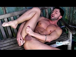 Dildo Play With Dominic