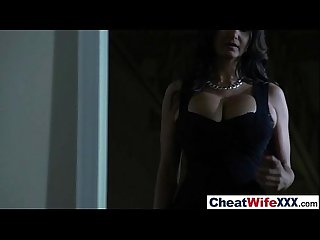 Horny Housewife (ava addams) Enjoy Cheating Hard Sex On Cam movie-05