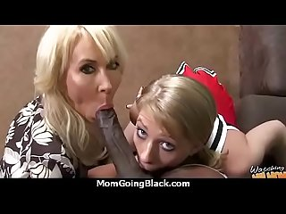 MILF With Wet Pussy Gets Railed By Black Dick 4