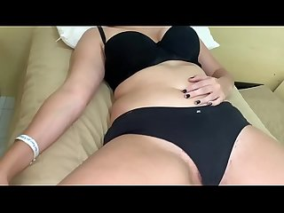 Horny fuck with drunk sleeping mom