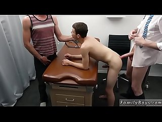 Pipe gay porno boy xxx Doctor's Office Visit