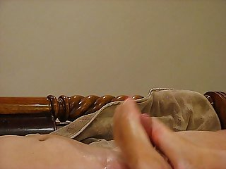 Pretty Pink Toes...Footjob...No Hands Allowed!