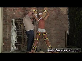 Teen boy pee gay sex Slave Boy Made To Squirt